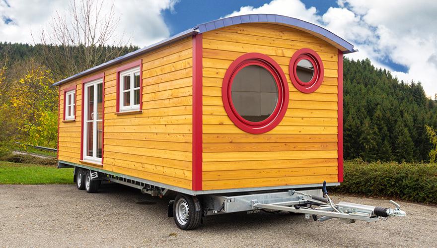 Sondermodelle Waldkindergartenwagen