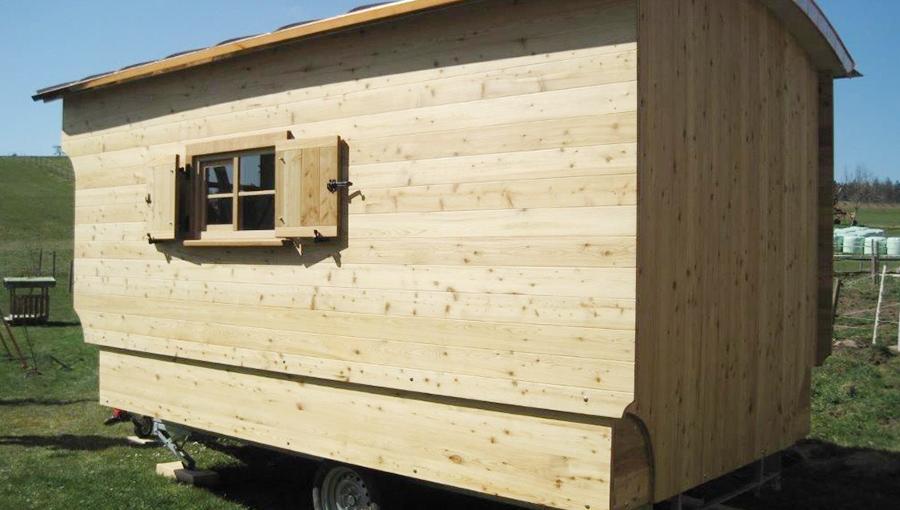 Schäferwagen für den Bauernhof