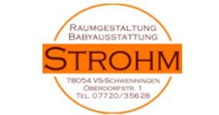 Logo Strohm Raumgestaltung