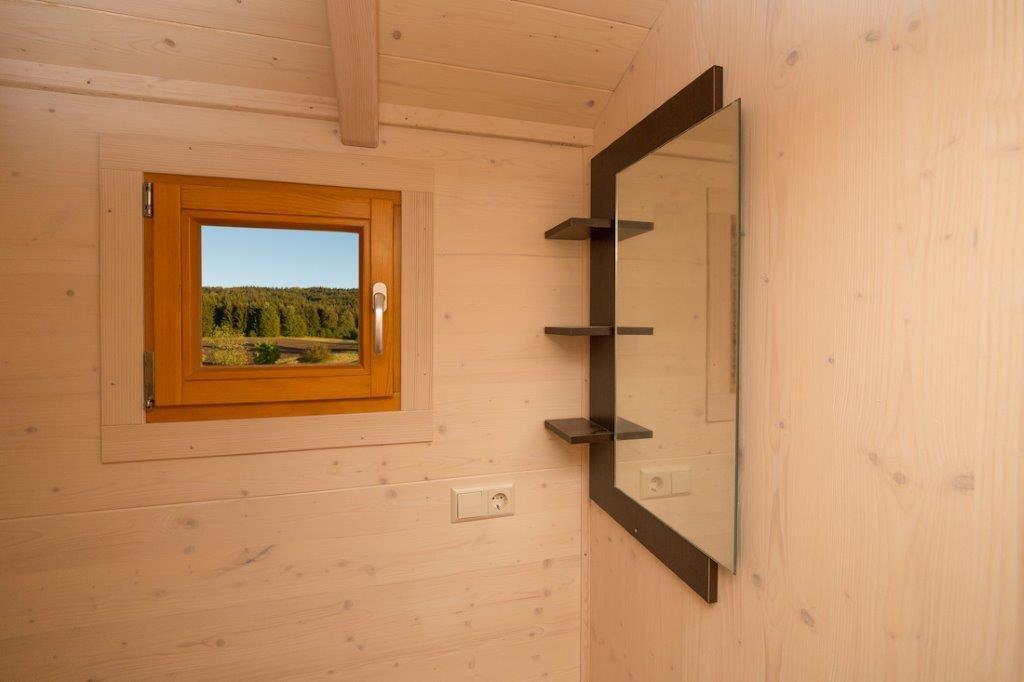 Spiegel im modernen Design