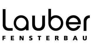 Logo lauber Fensterbau